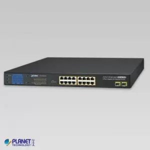 GSW-1820VHP PoE Switch