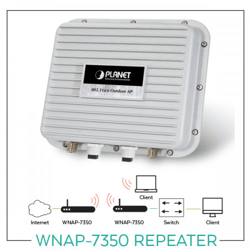 WNAP-7350 Repeater