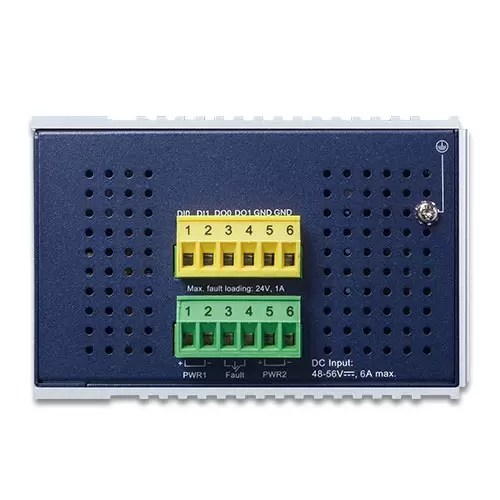 IGS-5225-8P2S2X Industrial PoE Switch top
