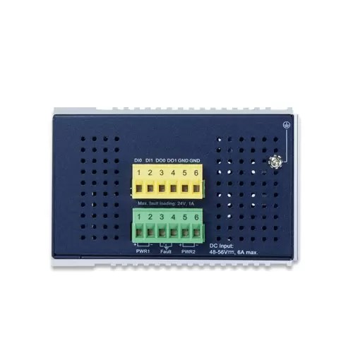 IGS-5225-8P4S Industrial PoE Switch top