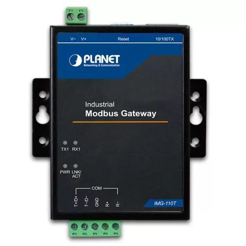 IMG-110T Modbus Gateway front
