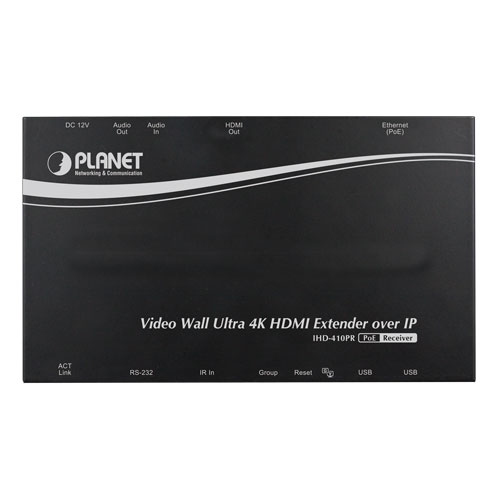 IHD-410PR HDMI Extender top
