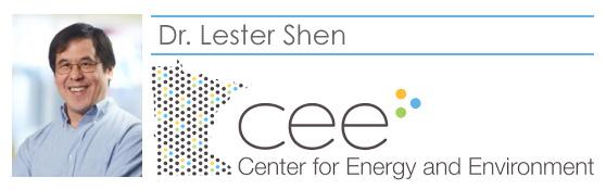 Dr. Lester Shen- CEE