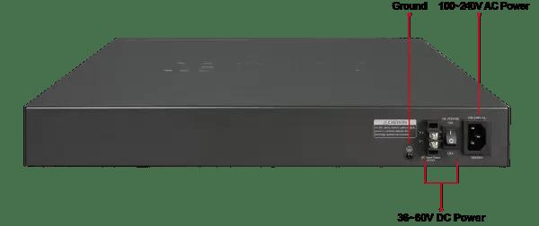 GS-5220-16UP2XVR Redundant Power
