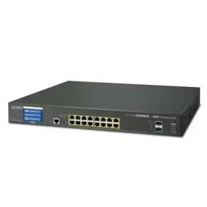 GS-5220-16P2XV PoE Switch