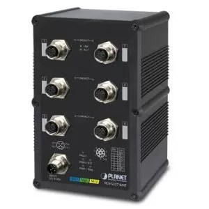 IGS-5227-6MT Industrial IP67 PoE Switch