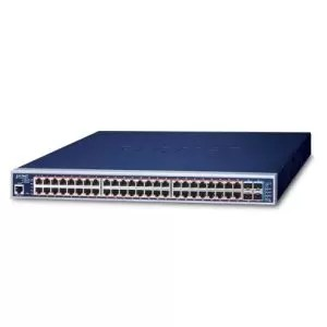 GS-5220-48PL4XR PoE Switch