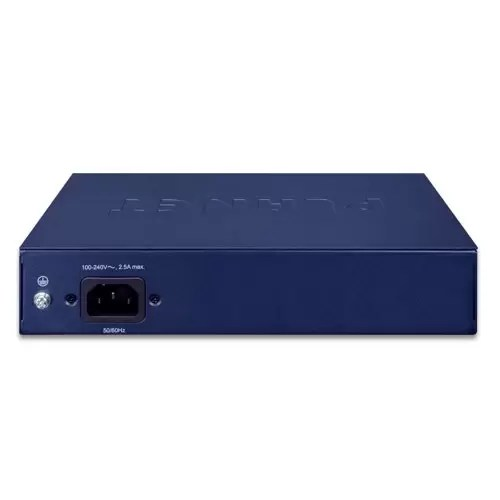 GSD-1008HP PoE Switch back