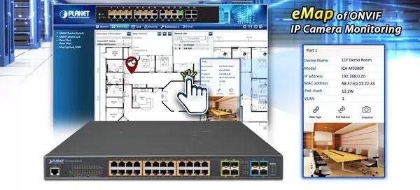 ONVIF eMap