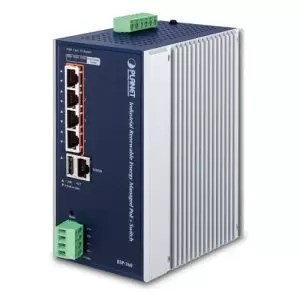 BSP-360 Industrial PoE Switch