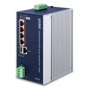 BSP-360 Industrial PoE Switch