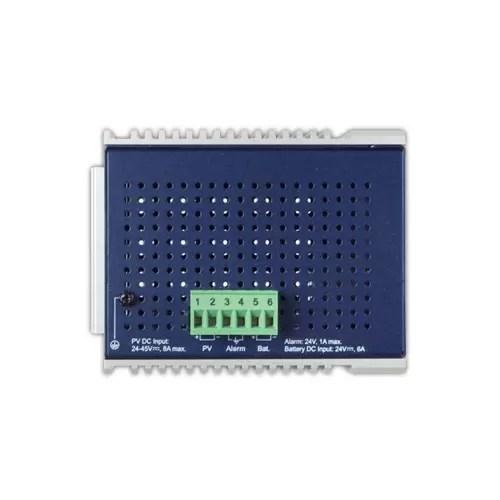 BSP-360 Industrial PoE Switch Top