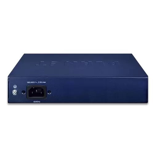 FGSD-1011HP PoE Switch back