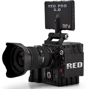 RED 5K Camera