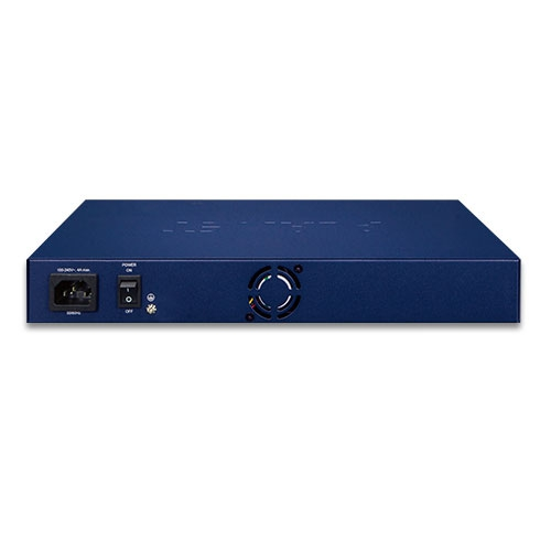 GS-5220-8P2T2X PoE Switch V2 Back