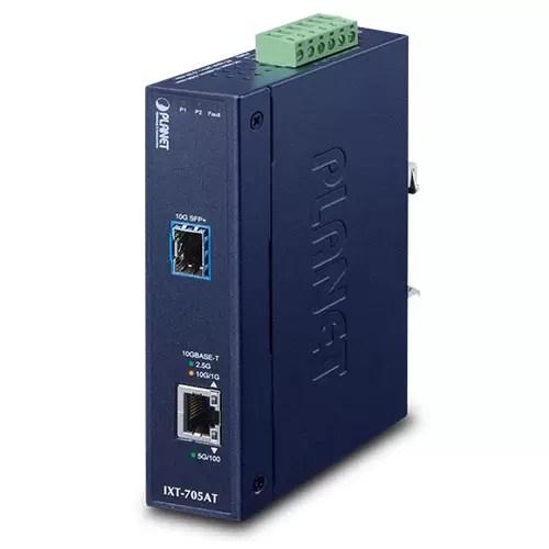 IXT-705AT Industrial Media Converter