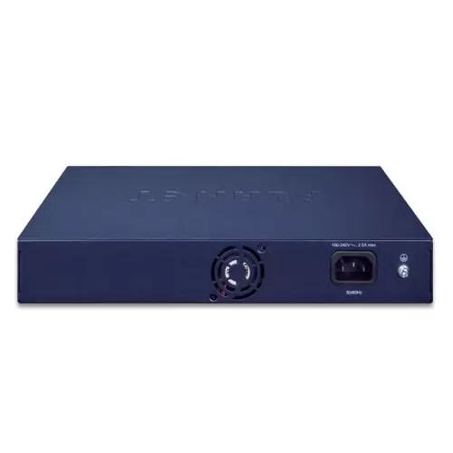 GSD-1222VHP PoE Switch Back