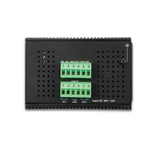 IGS-5225-8P2T2S PoE Switch Top