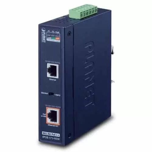 IPOE-171-95W Industrial PoE Injector