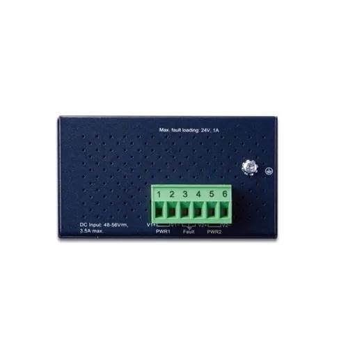 IGS-5225-4P2S PoE Switch Top