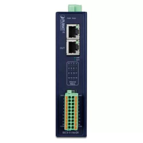 IECS-1116-DI Front