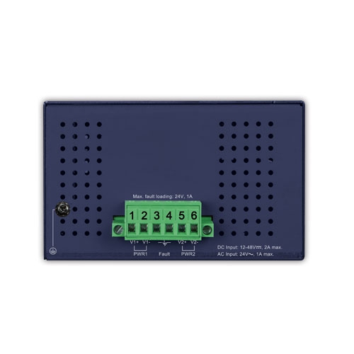IFGS-1822TF Industrial Switch Top