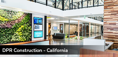 DRP Construction, Inside - California