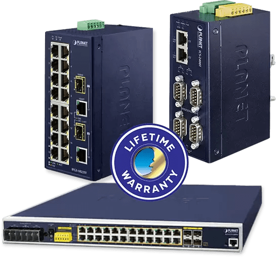 Planet Technology USA // PoE Switches, Media Converters & More
