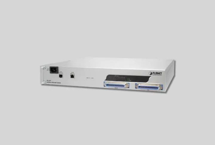 Mini IP DSLAM from PlanetechUSA Ensures Reliable Connection and Deployment