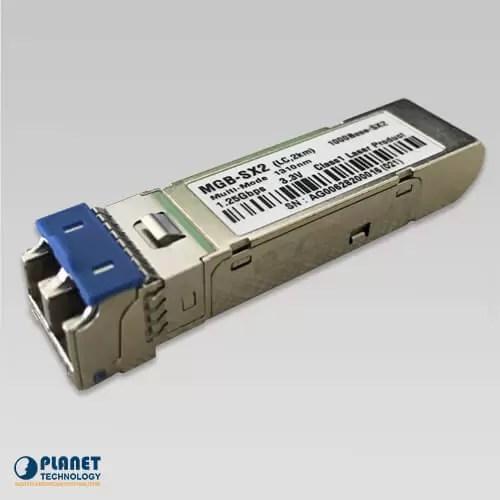 MGB-SX2 Mini GBIC SX Module - 2KM