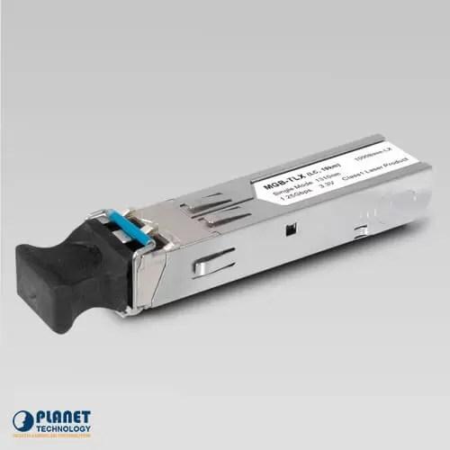 MGB-TLX Mini GBIC LX Module - 20KM