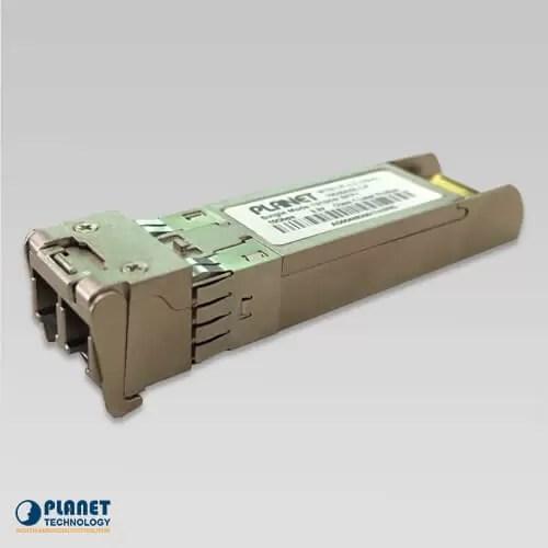 MTB-LR40 10G SFP+ Fiber Transceiver (Single Mode, DDM) - 40KM