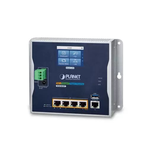 WGR-500-4PV PoE Router