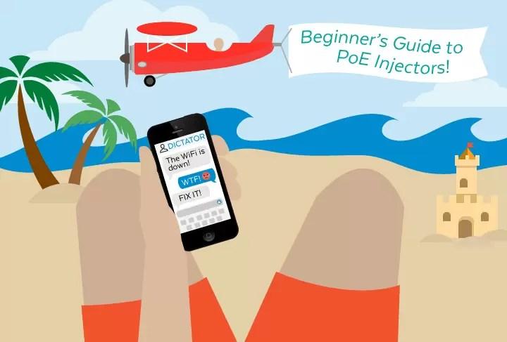 Beginner's Guide to PoE Injectors