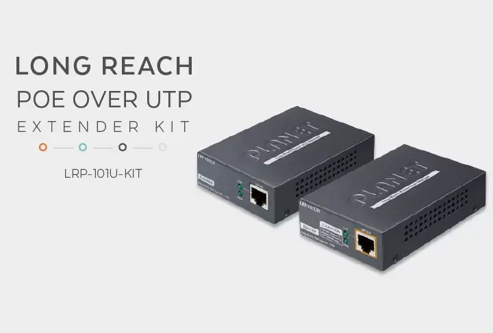 Use Standard UTP To Extend The Range of Your Networks With The LRP-101U-KIT