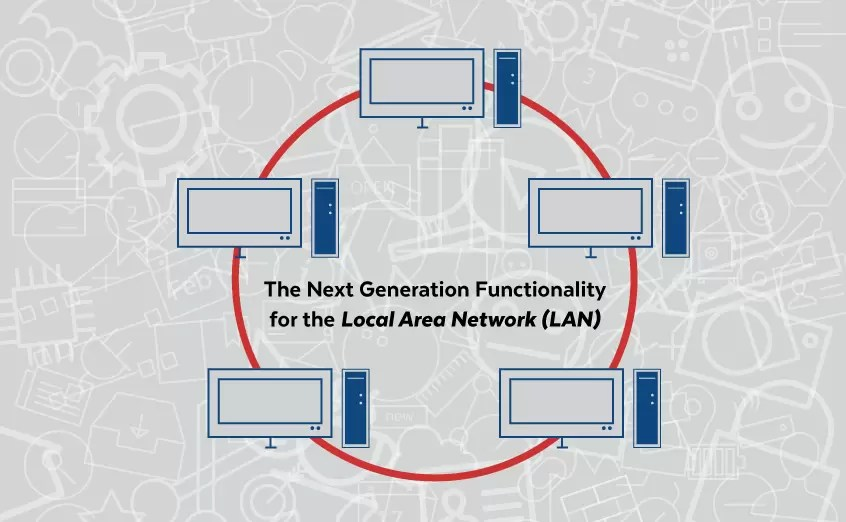 The Next Generation Functionality for The Local Area Network (LAN)