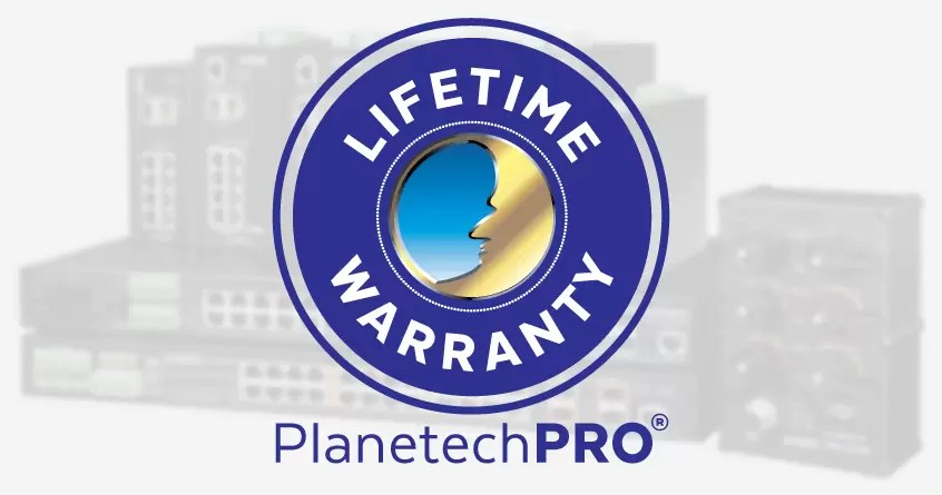 Introducing The PlanetechPRO<sup></noscript>®</sup> Limited Lifetime Warranty