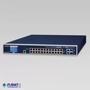 GS-6320-24UP2T2XV PoE Switch
