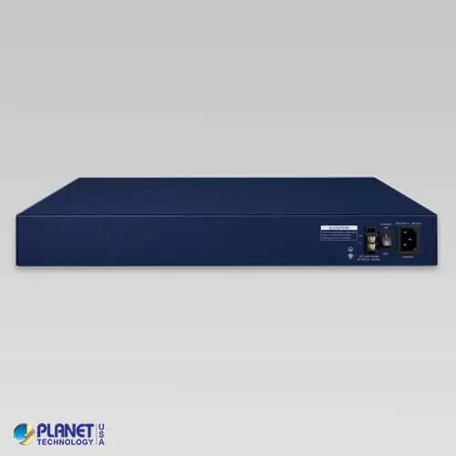 GS-6320-24UP2T2XV PoE Switch Back