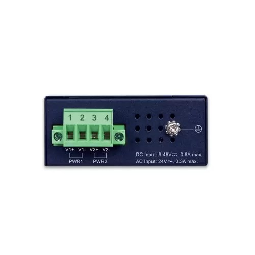 IGS-510TF Industrial Switch Top