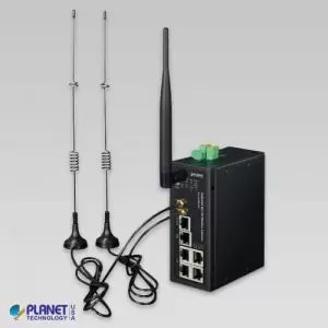 ICG-2510W-LTE-EU Industrial Cellular Gateway