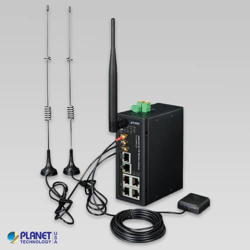ICG-2510WG-LTE-EU Industrial Cellular Gateway