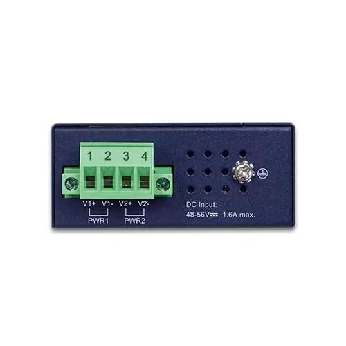 IPOE-260 Industrial PoE Injector Top