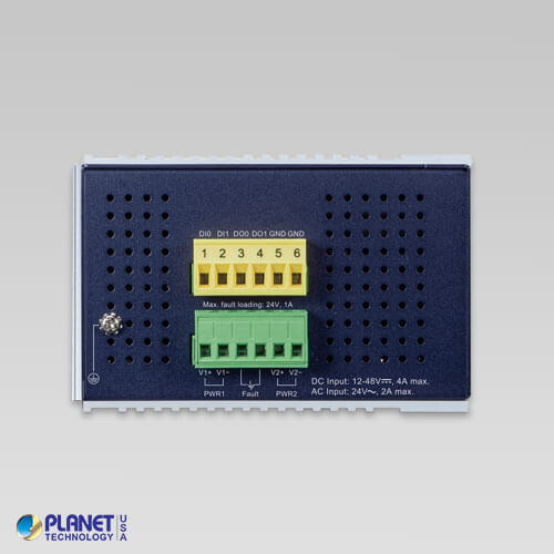 IGS-6325-8T8S4X Industrial Switch Top