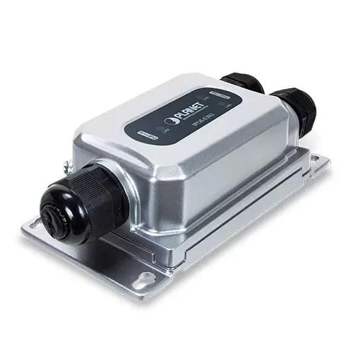 IPOE-E302 Industrial PoE Injector