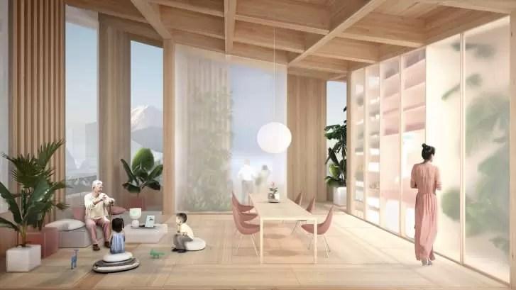 Toyota Smart City Home