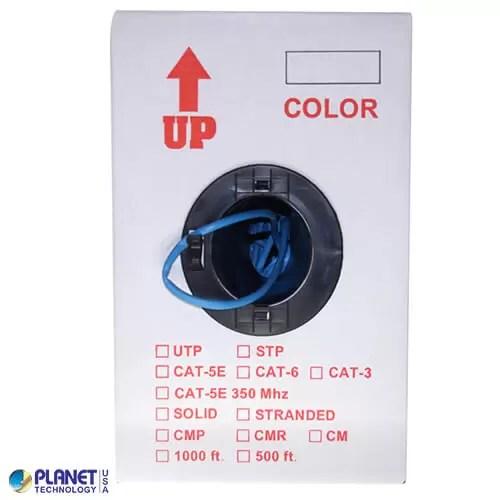 CP-C5E-ST-1K-BL Bulk Ethernet Cable Box