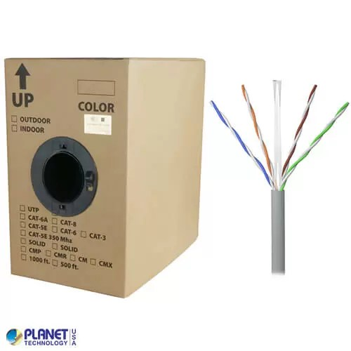 CP-C6-SDP-GY Ethernet Cable Gray