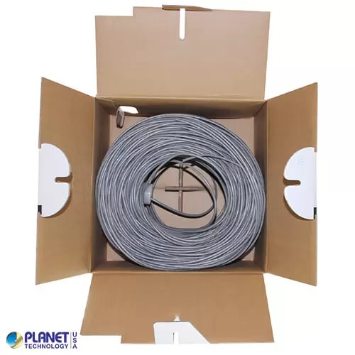 CP-C6-SSD-1K-GY Ethernet Cable Gray Open Box