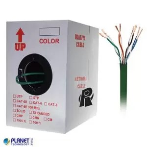 CP-C6-ST-1K-GN Ethernet Cable Green